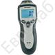 Диапазон измерения 2-99999 об/мин. Точность =0,05%.  Дистанция измерений 5-50 см. Цифровой лазерный тахометр DT-10L.