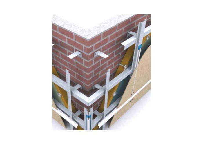 для вентилируемого фасада