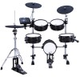 XM-World T-5SR Electronic Drum Set Wood Shiny Black