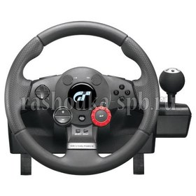 Logitech Driving Force GT for PS3&PC