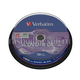 Диск Cake-10 шт (bulk) DVD+R Verbatim 2.4x 8.5 Gb Double Layer