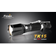 FENIX Фонарь Fenix Flashlights TK15 R5 (337лм)