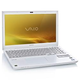 "ноутбук SONY VAIO SVS1513M1RW, 15.5"" (1920x1080), 6144, 750, Intel Core i5-3230M(2.6), DVD±RW DL, 2048MB NVIDIA Geforce GT640M, LAN, WiFi, Bluetooth, Win8, веб камера, white, белый"